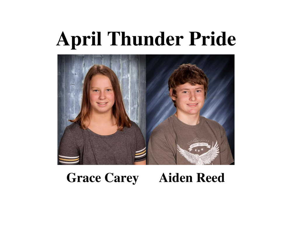 April Thunder Pride